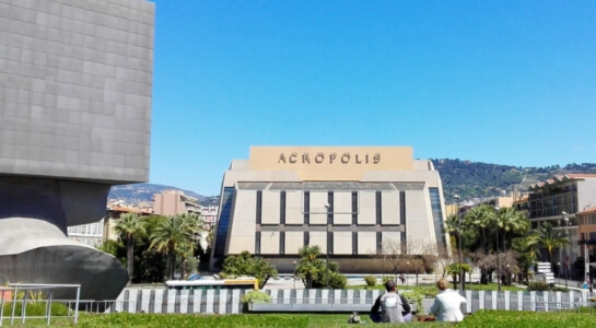 The ESMINT Congress takes place in the Acropolis Convention Center in Nice/FR.