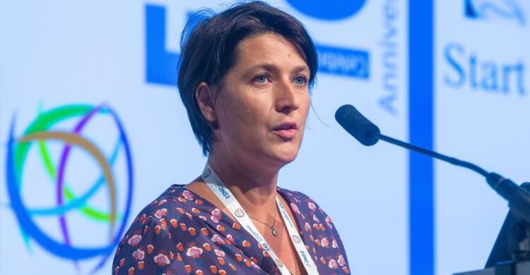 Anne-Christine Januel belongs to the ESMINT ExCom.