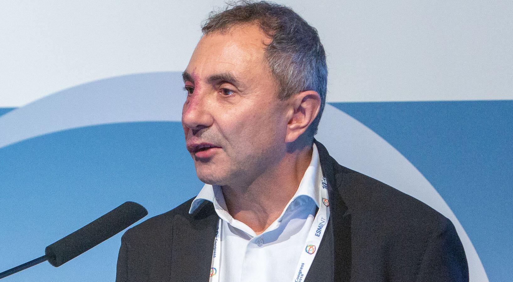 Antonin Krajina belongs to the ESMINT ExCom.