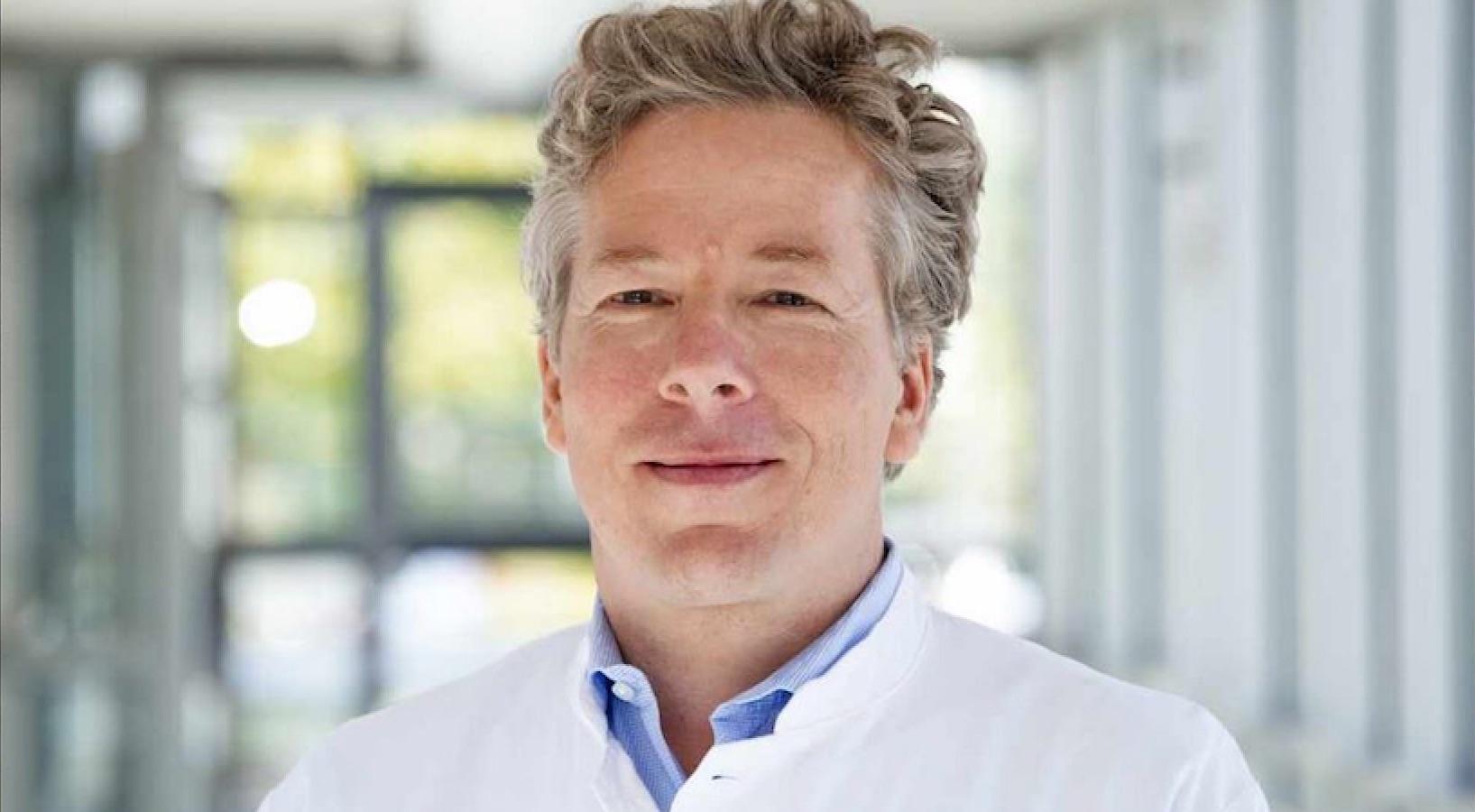 Prof. Dr. Christian Taschner: ESMINT Congress President 2021.