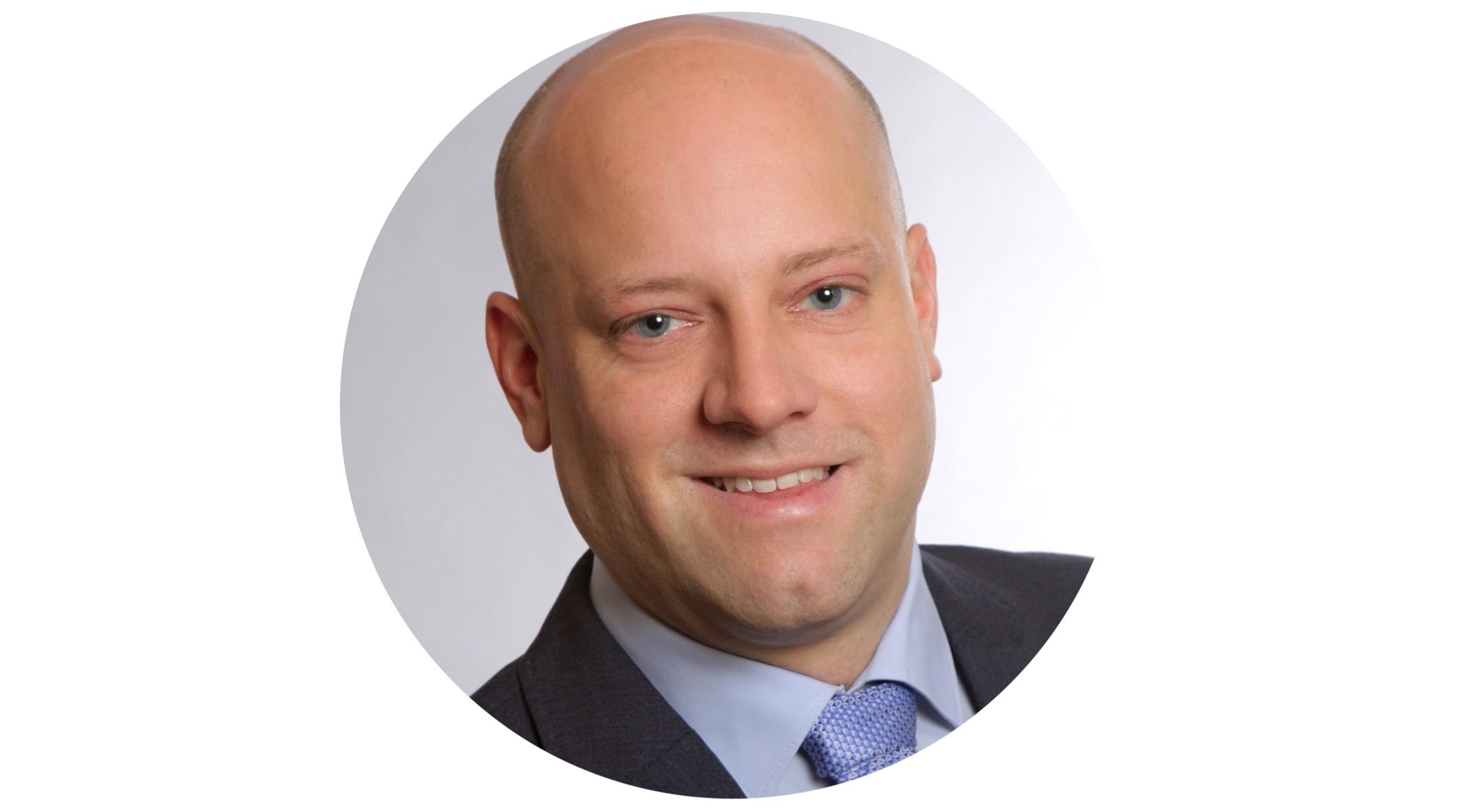 Dr. Daniel Behme, ExCom Member