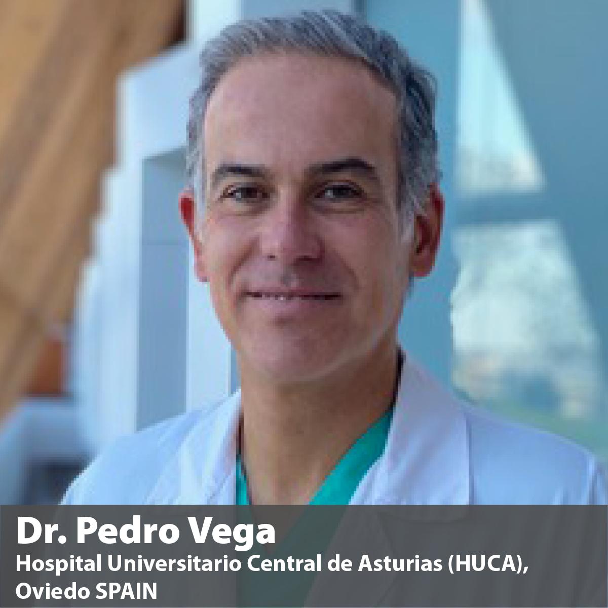 e-Fellowship Mentor Dr. Pedro Vega