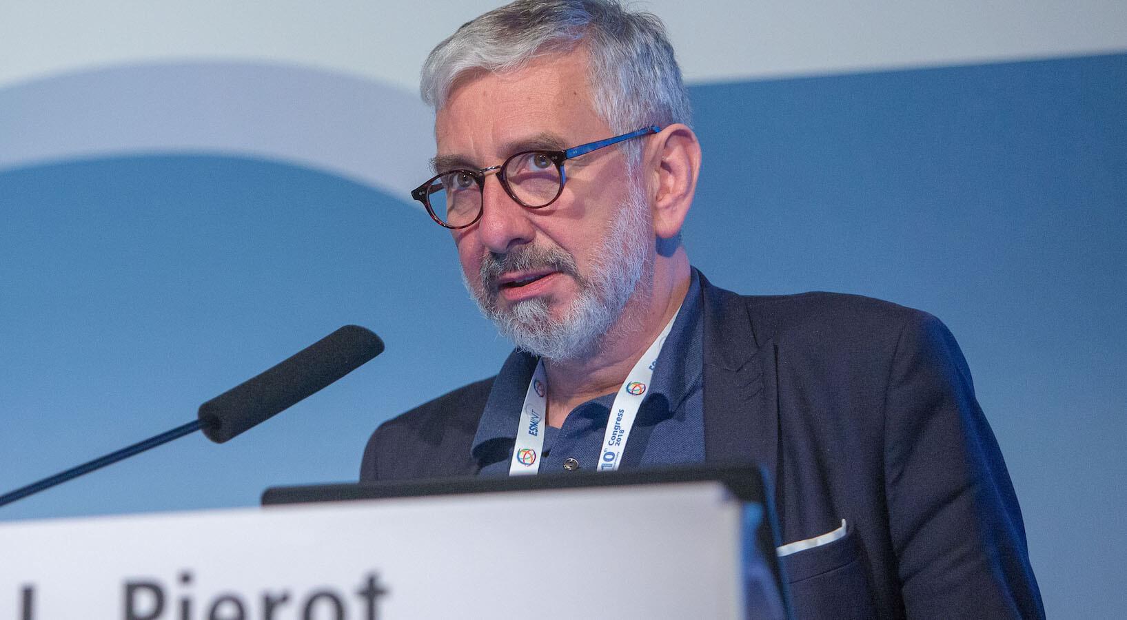 Laurent Pierot belongs to the ESMINT ExCom.