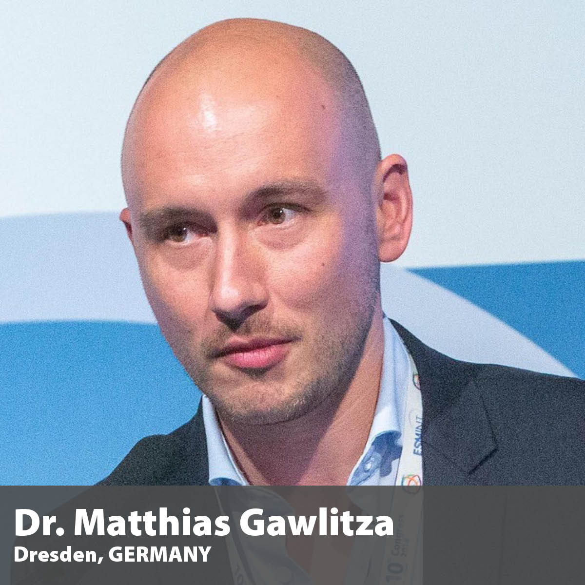 Matthias Gawlitza part of the EYMINT team
