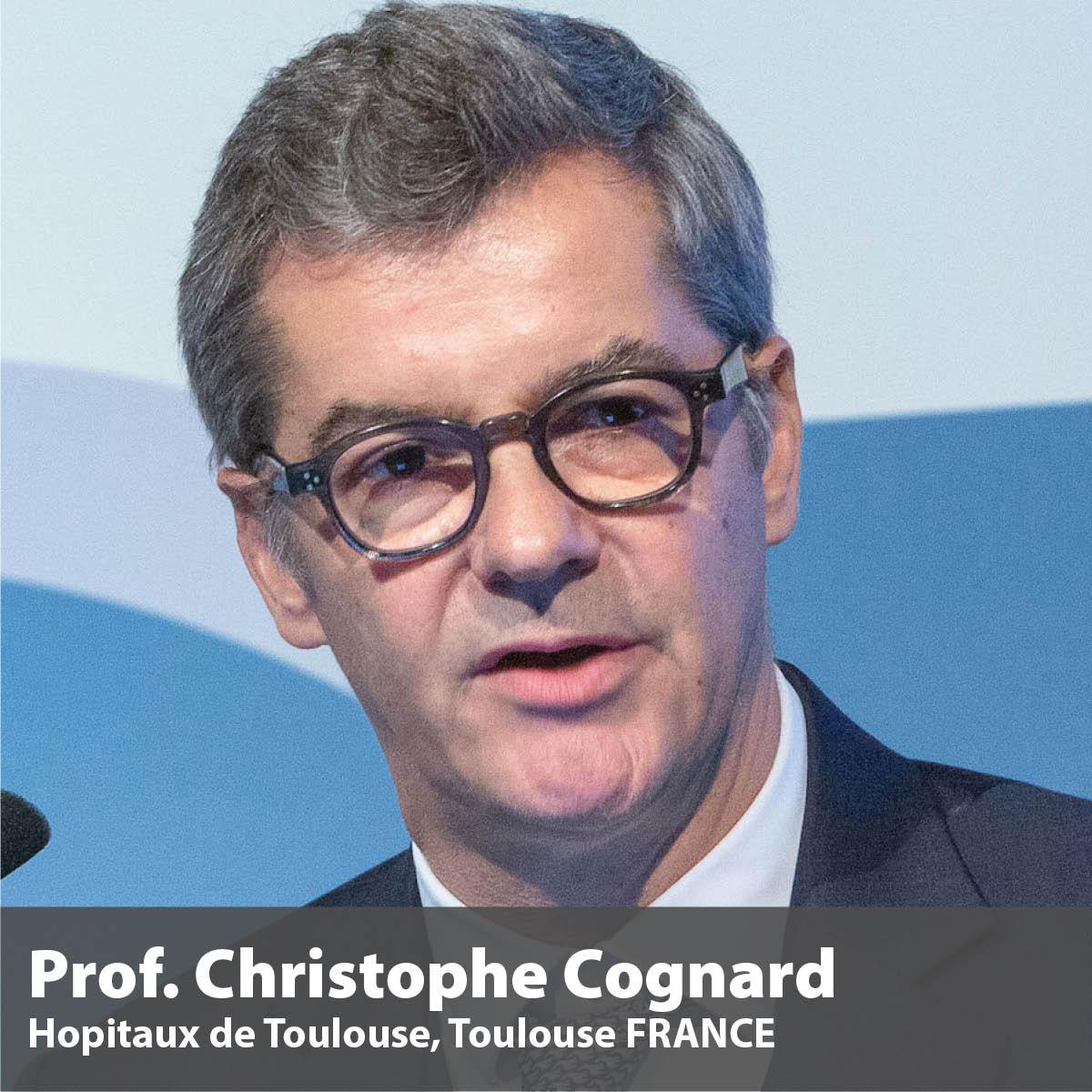 Mentor Prof. Christophe Cognard