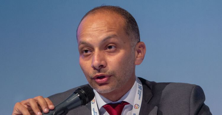 Mohamed Aggour belongs to the ESMINT ExCom.