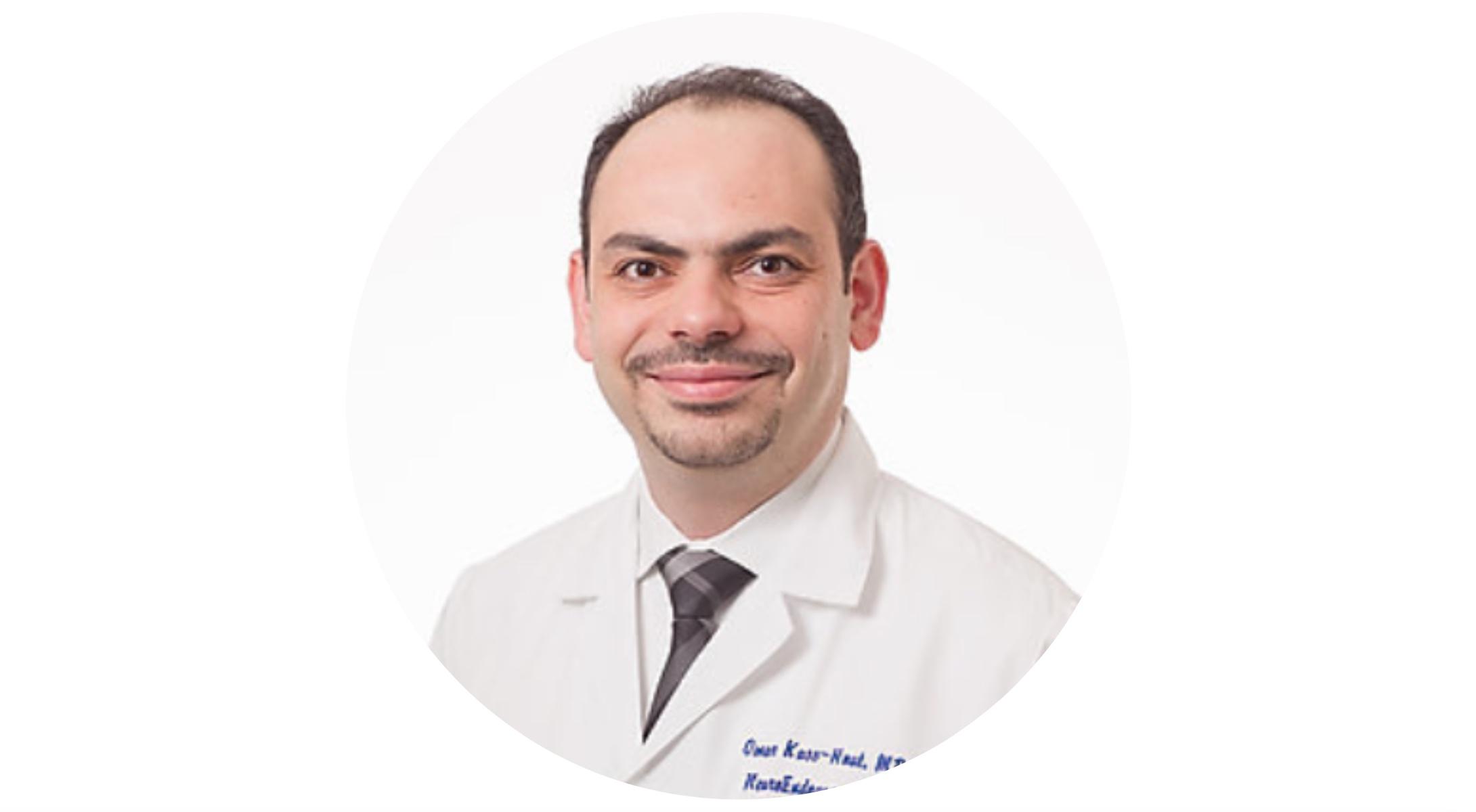 Dr. Omar Kass-Hout, ExCom Member.