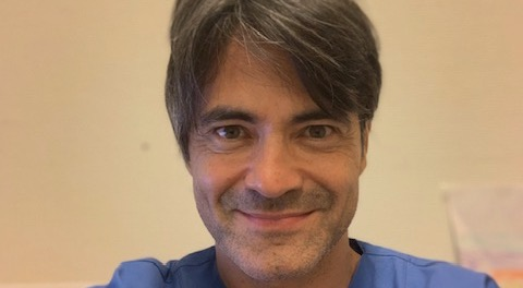 Dr. Paolo Machi, ESMINT Chair.