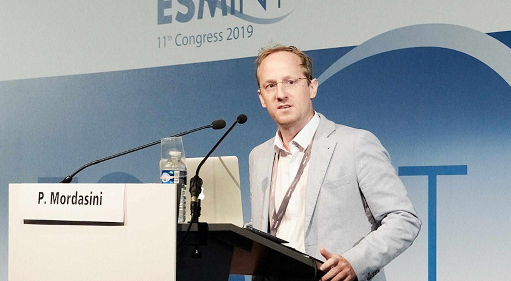Pasquale Mordasini ESMINT ExCom