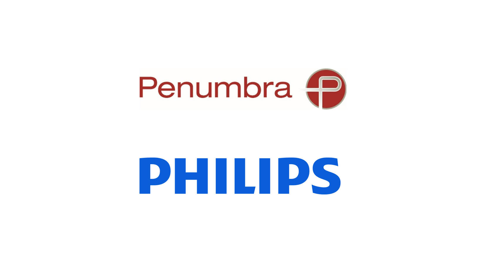 Penumbra and Philips, the Bronze Level Sponsors of the Congress 2020.