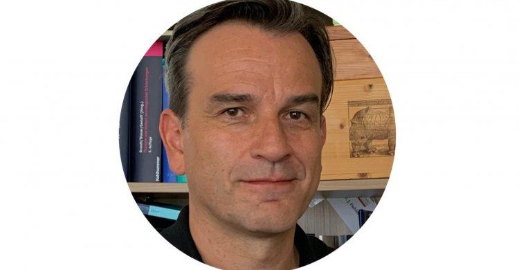 Prof. Jens Fiehler, President of ESMINT.