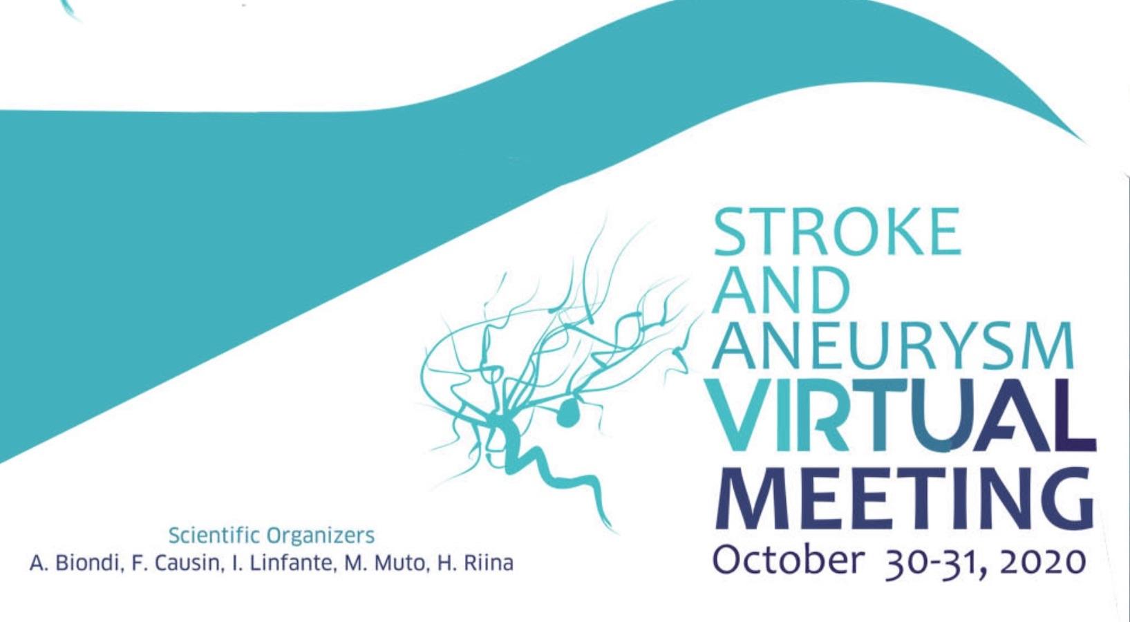 Stroke and Aneurysm Virtual Meeting 2020