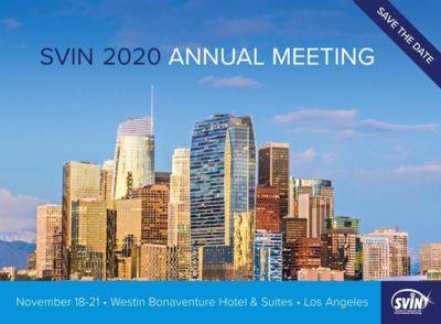 SVIN Annual Meeting 2020