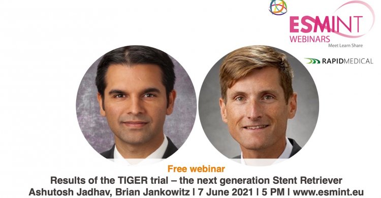 Webinar about the TIGER Trial with Dr. Jadhav and Dr. Jankowitz.