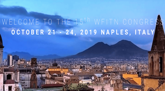 WFITN 2019 in Naples, Italy